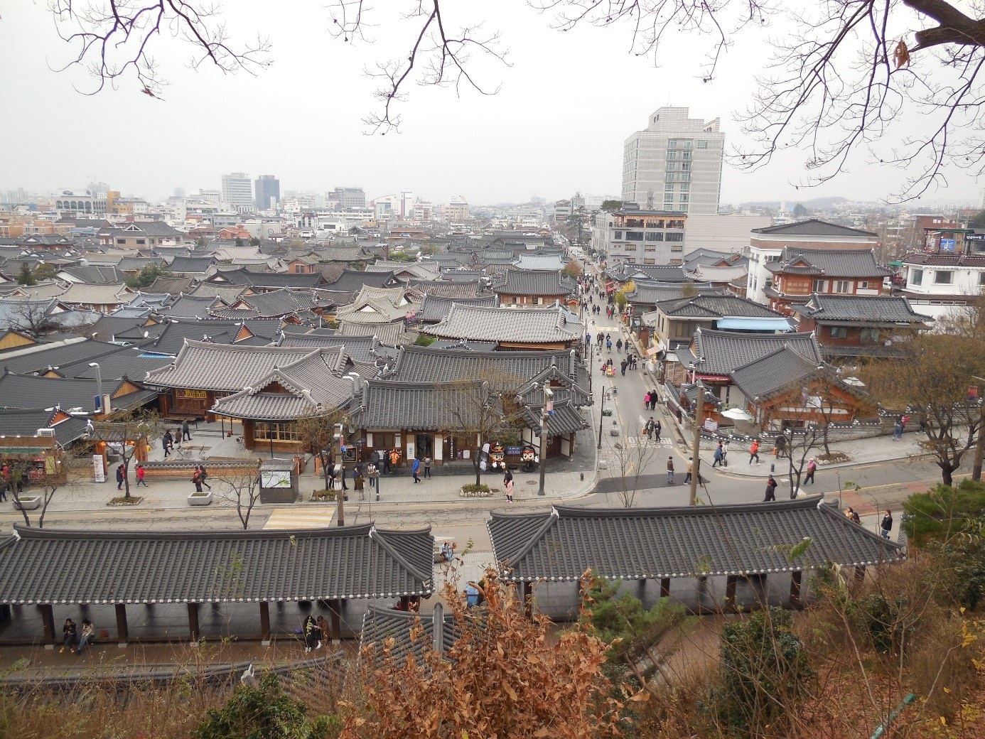 Auslandssemester in Südkorea