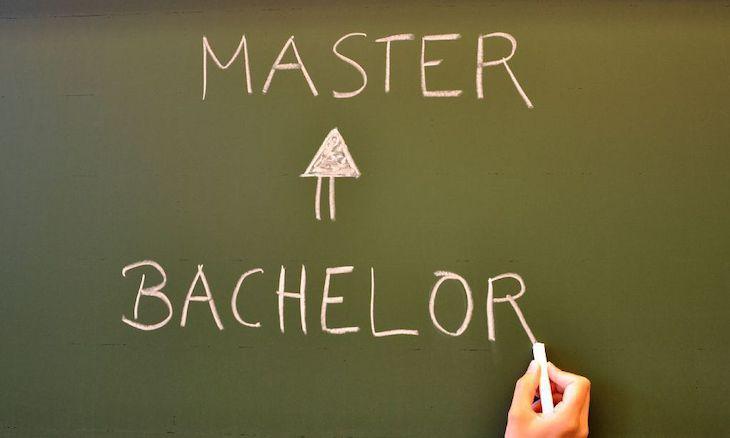 Vom Bachelor zum Master
