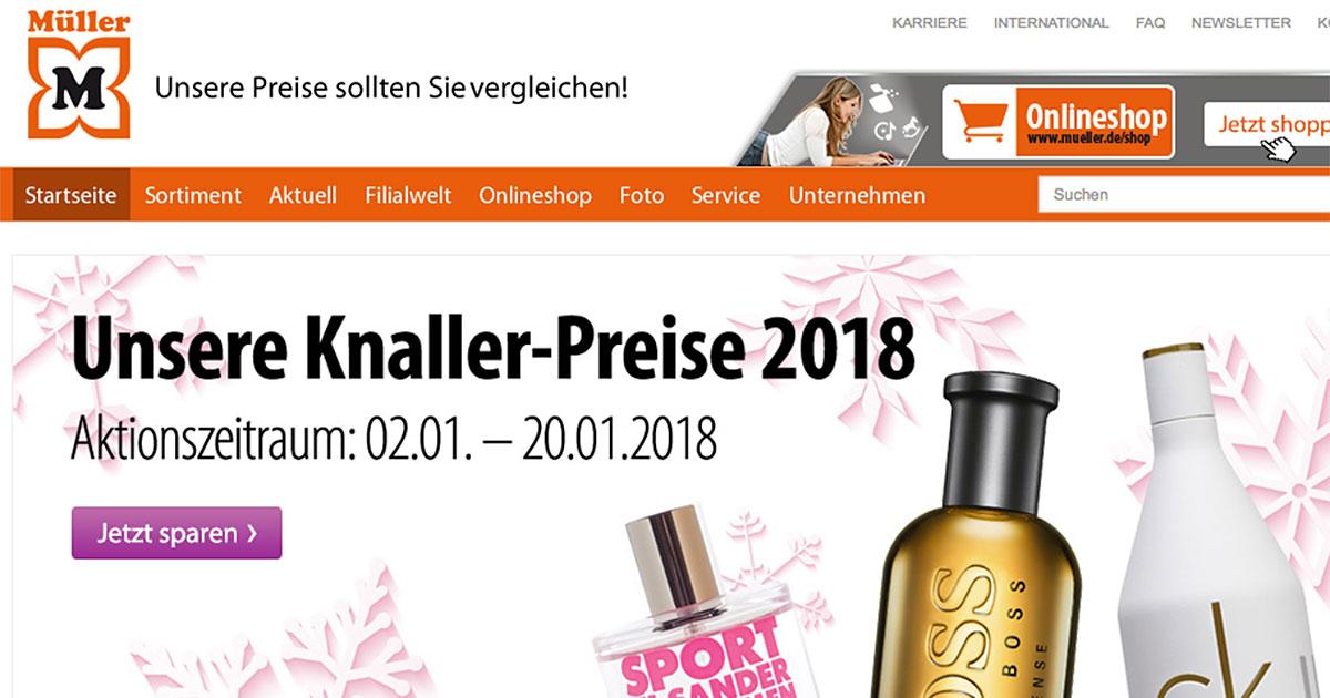nebenjobs im drogeriemarkt mller - Muller Online Bewerbung