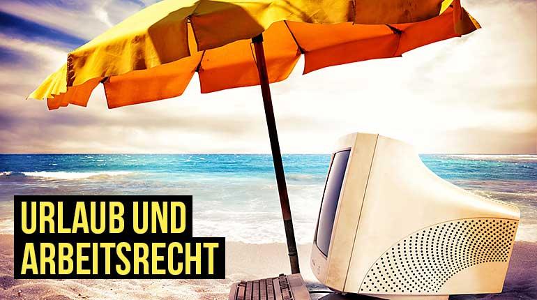 Arbeitsrecht Und Urlaub Wie Sieht Es Damit Im Nebenjob Aus