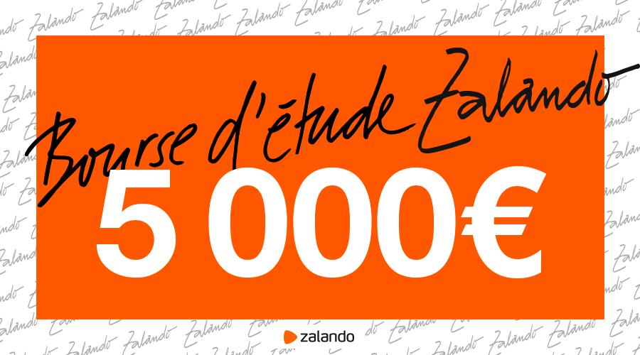 bourse+zalando+concours