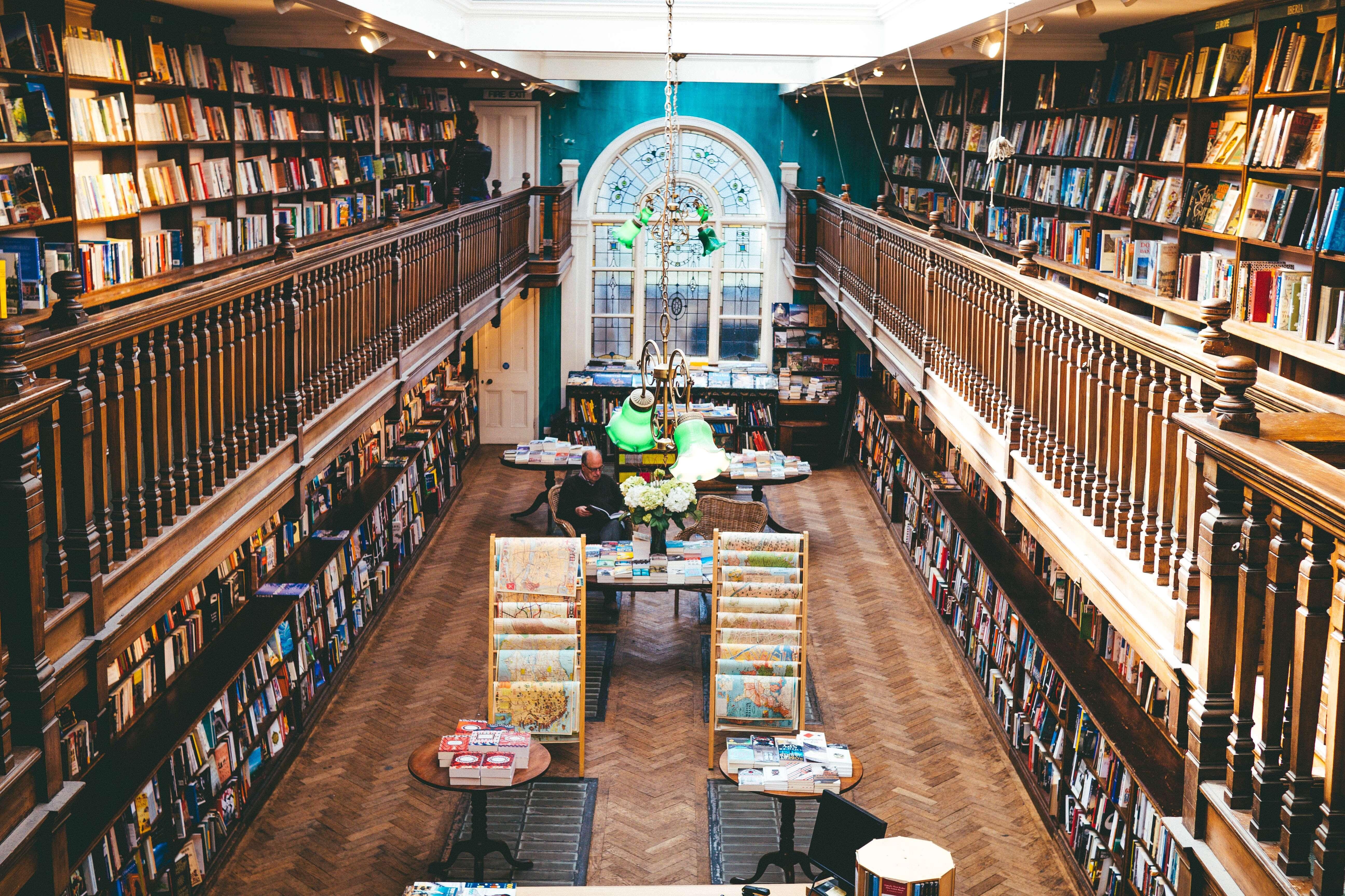 Universiteit bibliotheek