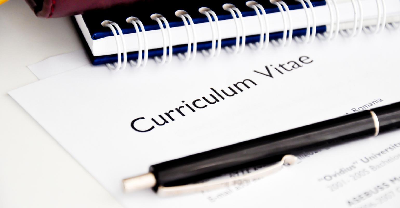 Writing CV