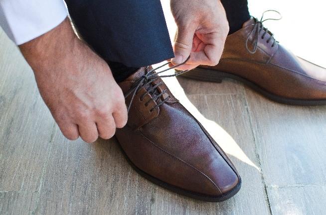 zapatos para entrevista