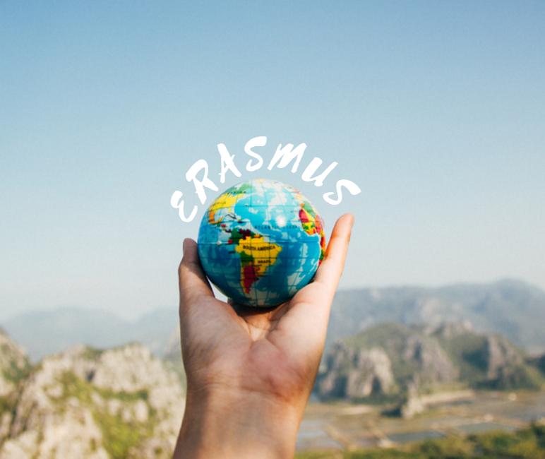 Durch die Erasmu+ Finanzierung der EU wird vielen Studenten ein Auslandsaufenthalt ermöglicht