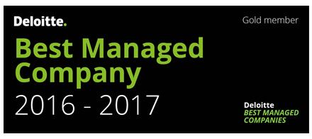YoungCapital zesvoudig winnaar 'Best Managed Company