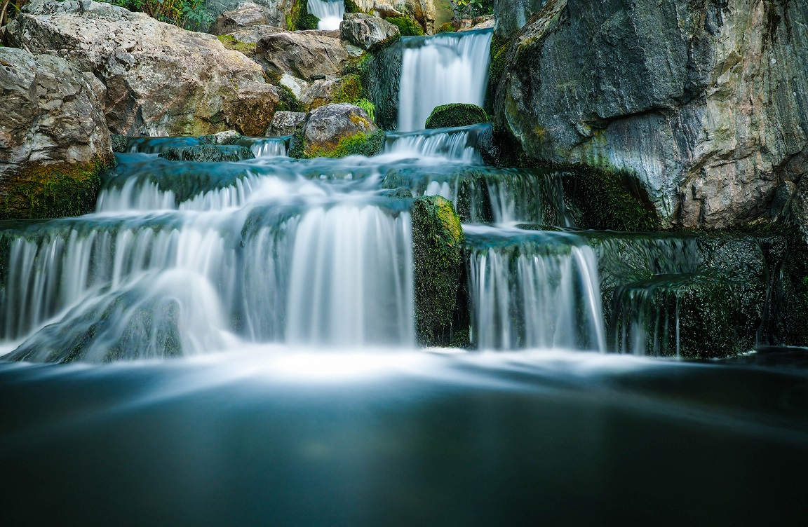 waterfall+voyage
