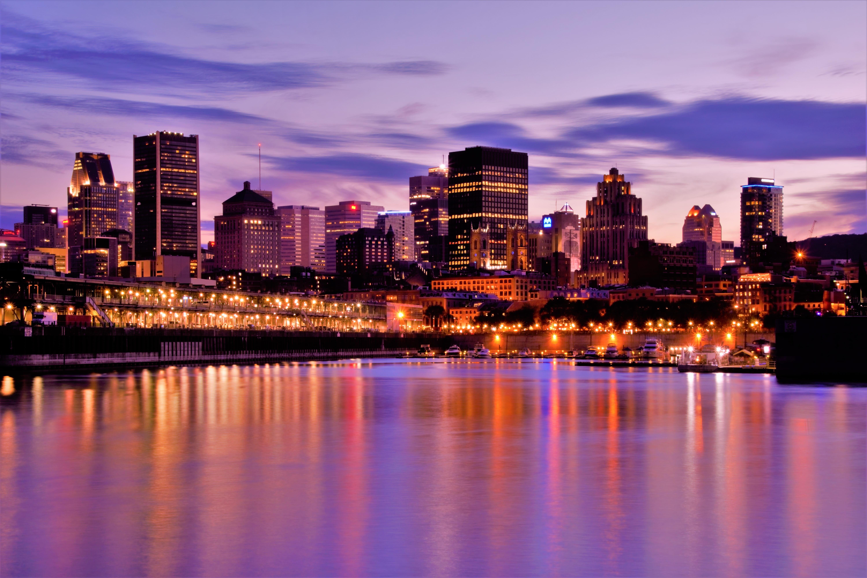 Montréal+Skyline