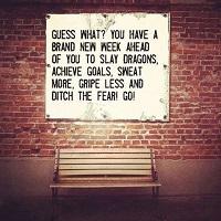 Niet vooruit te branden? Leer jezelf vandaag nog motiveren! #mondaymotivation