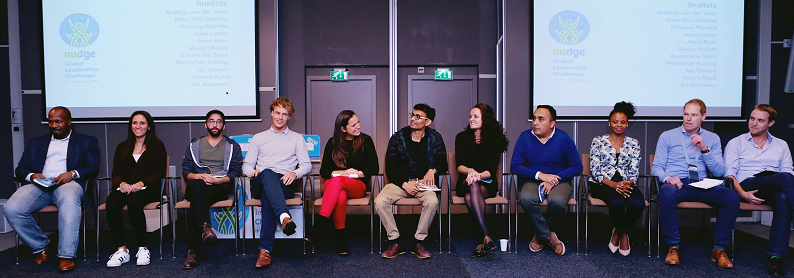 Best Global Young Leaders in Sustainability 2016