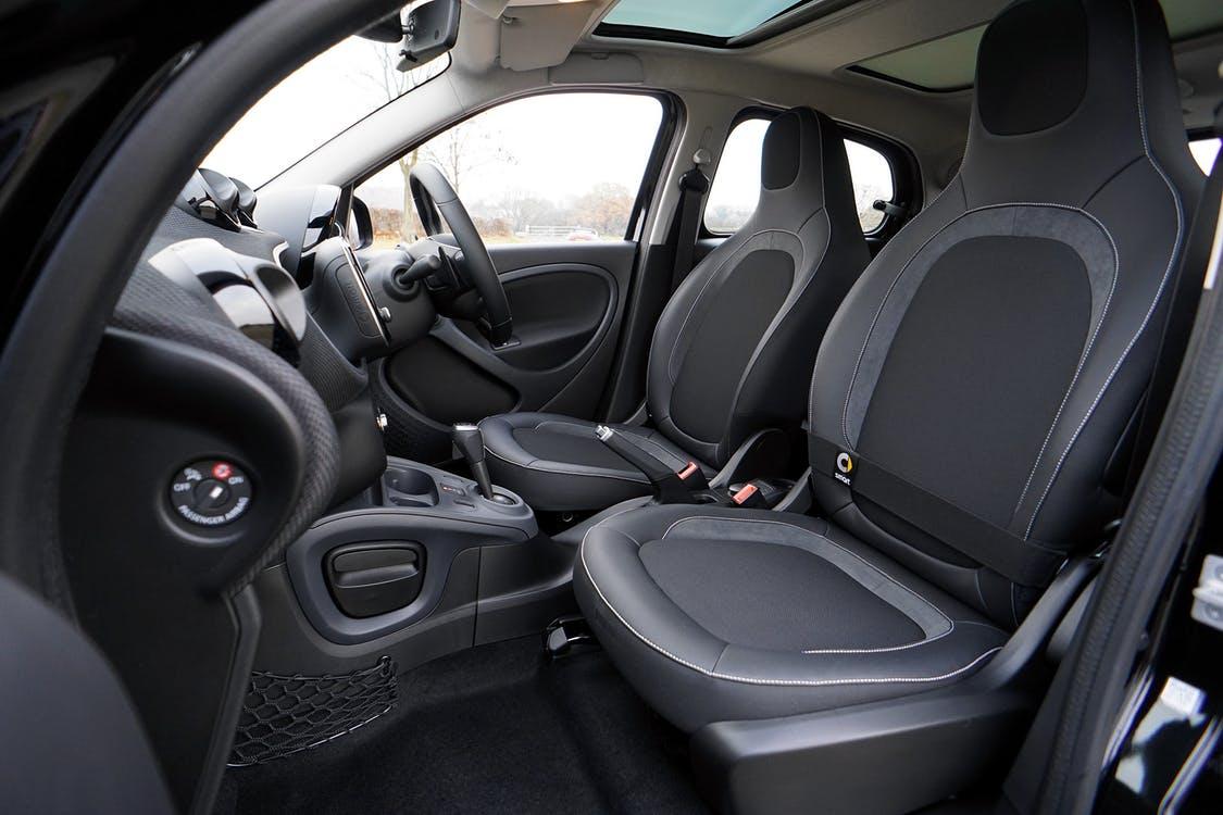 interior+car