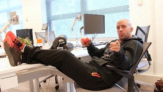 Office fit: hoe blijf ik fit op werk?