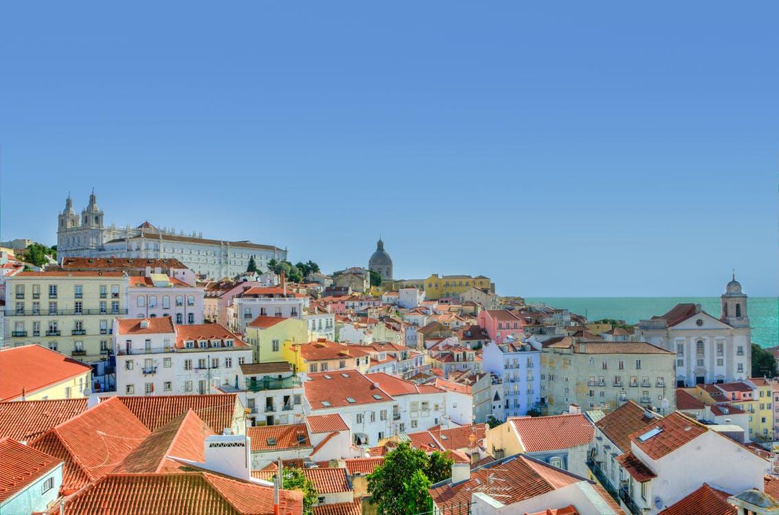 Lisbonne+vue