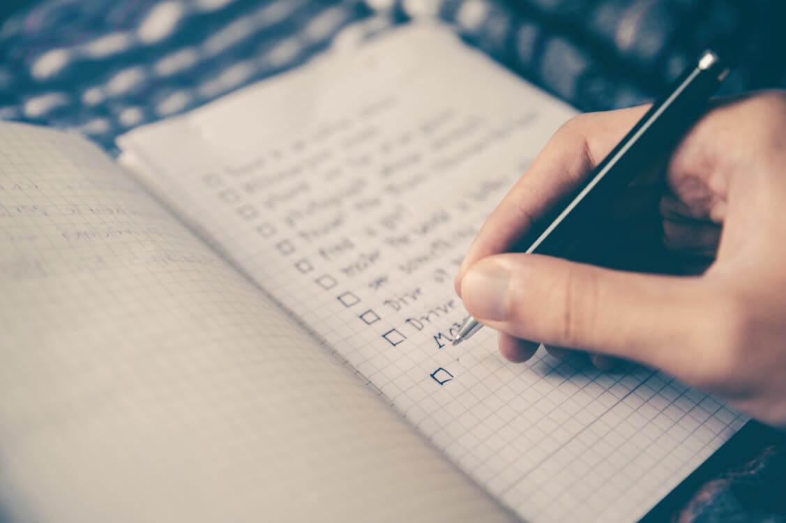 Bullet Journal ideas for boosting CV skills