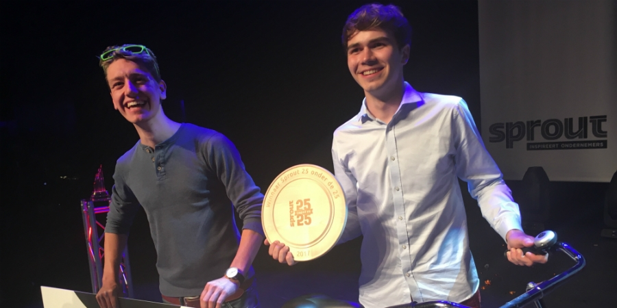 Sprout 25 onder de 25 2017 winnaars