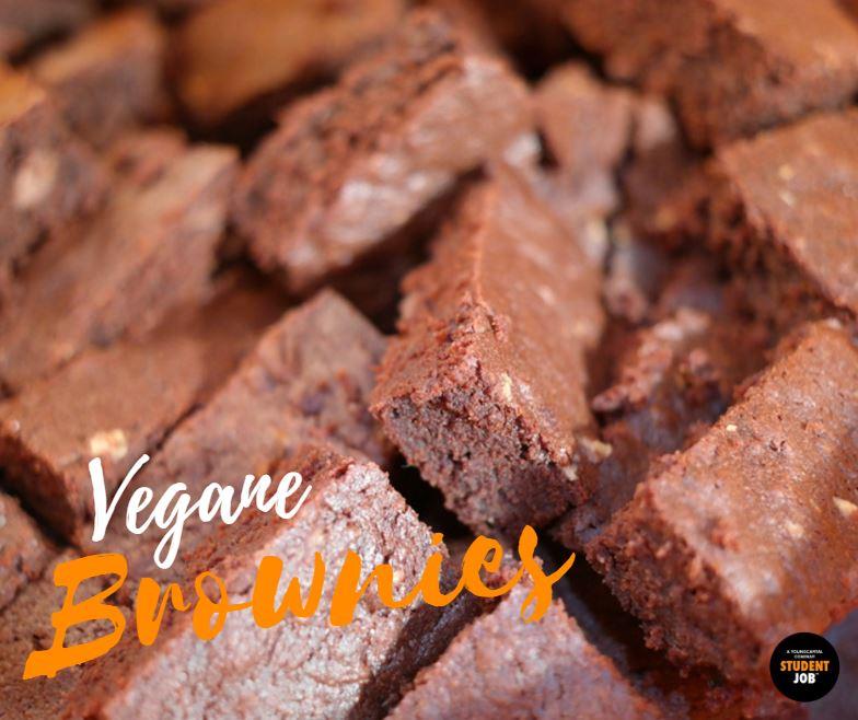 Vegane brownie