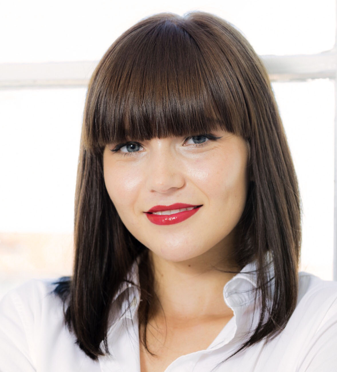 Witalina Urich, Kundenberaterin aus Leipzig