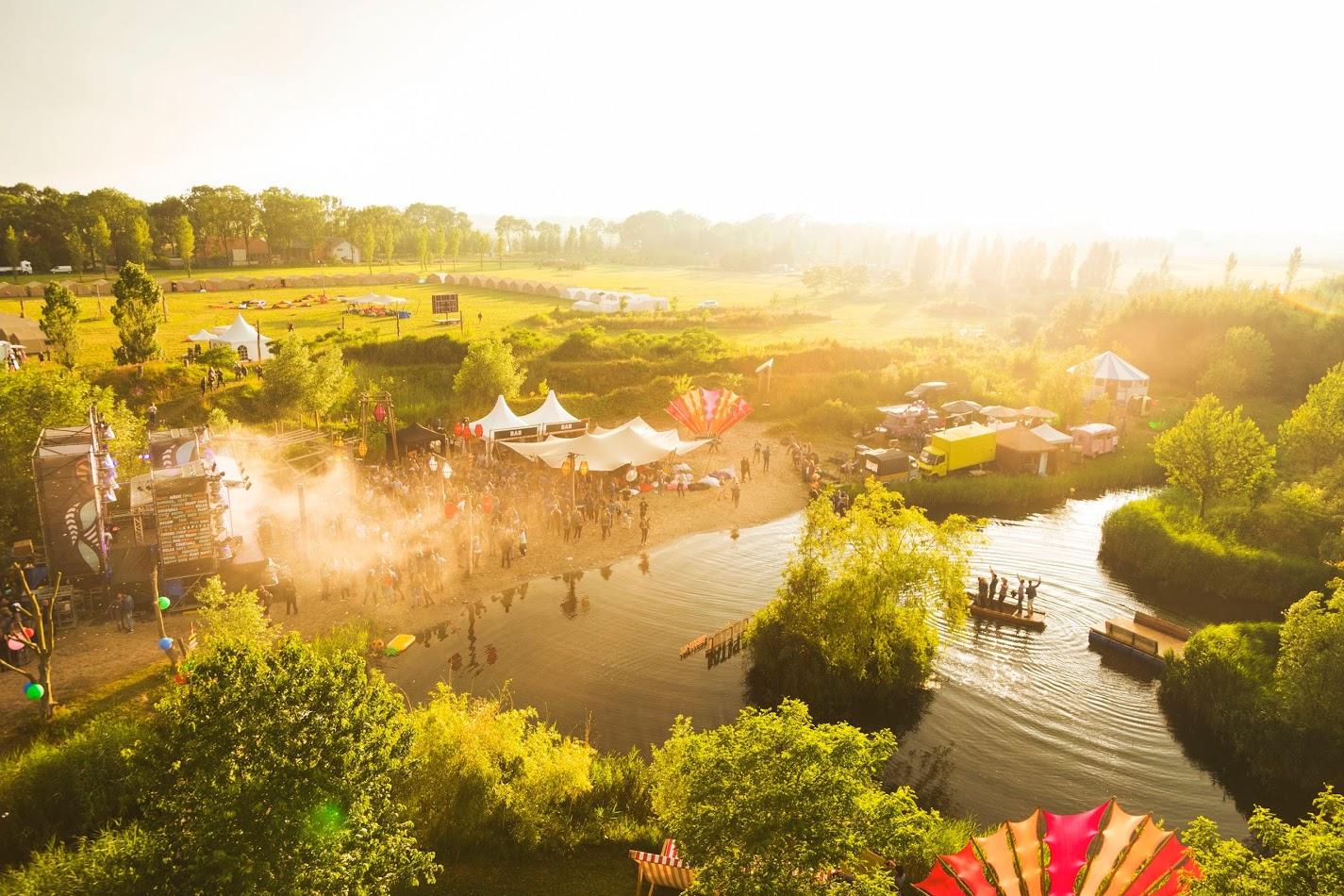 Verschiedene Festivals warten auf dich im Sommer